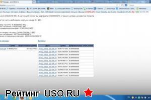 Майнинг-пул pool.itzod.ru не выплачивает заработанное
