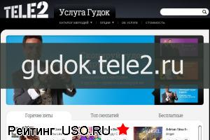 Gudok.tele2.ru — отзывы посетителей сайта