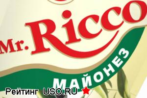 Майонез Mr ricco