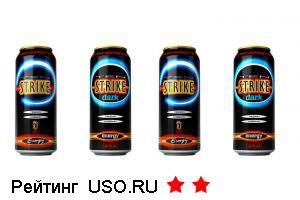 Напиток энергетический Strike