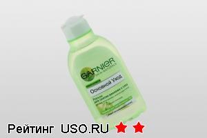Garnier чистая кожа 3 в 1
