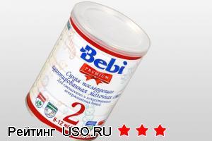 Каша Bebi Premium 7 злаков с 6 мес.