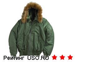 Куртка аляска Япония