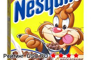 Готовые завтраки Nestle Nesquik