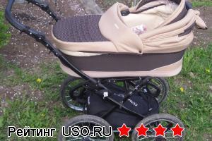 """Детская коляска Riko Blanca """"2 в 1"""""""