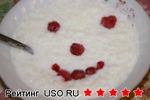 Как сварить рисовую кашу?