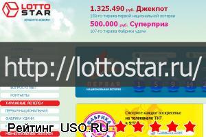 Lottostar.ru — отзывы посетителей сайта
