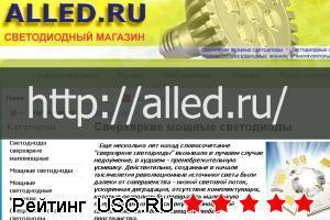 Alled.ru — отзывы посетителей сайта