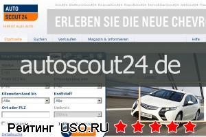 Autoscout24.de — отзывы посетителей сайта