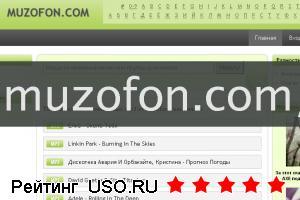 Muzofon com — отзывы посетителей сайта