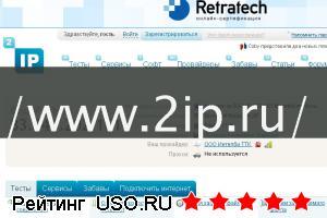 2ip.ru — отзывы посетителей сайта