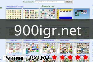 900igr net — отзывы посетителей сайта