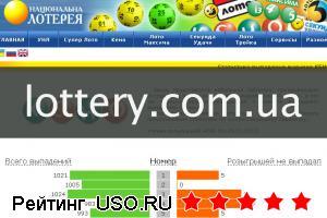 Lottery com ua — отзывы посетителей сайта