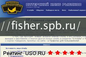 Fisher spb ru — отзывы посетителей сайта