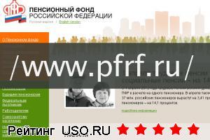 Pfrf ru — отзывы посетителей сайта