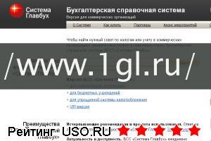 1gl ru — отзывы посетителей сайта
