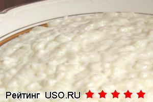 Рисовая каша на молоке • рисовая каша на молоке