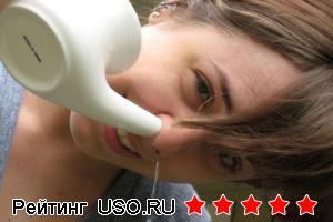 Чем лучше промывать нос