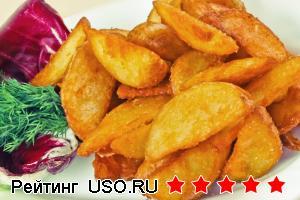 Рецепт картошка по деревенски