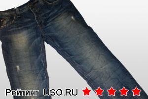 Как покрасить джинсы