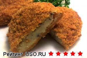 Рецепт котлет по-киевски