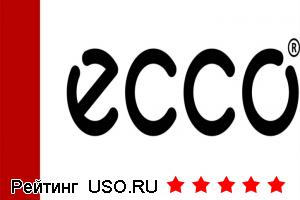 Удобные ботинки от Ecco.