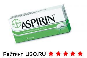 Аспирин для разжижения крови, отзывы