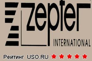 «Комплект бокалов Zepter»