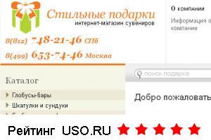 Sgifts.ru - Стильные подарки