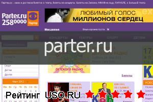 Parter.ru — отзывы посетителей сайта