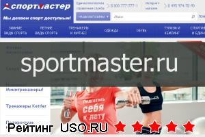 Sportmaster.ru — отзывы посетителей сайта