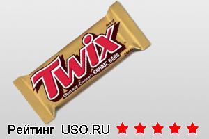 Твикс шоколад