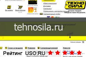 Tehnosila.ru — отзывы посетителей сайта