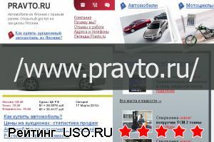Pravto.ru — отзывы посетителей сайта