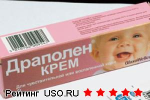 Антисептическое средство крем Драполен от GlaxoSmithKline Pharmaceuticals SA