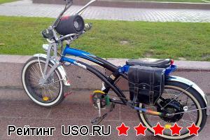 Двигатель для велосипеда