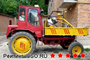 Трактор Т-16.