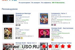 InTV.ru — отзывы посетителей сайта