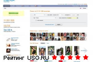 Mamba.ru это сайт знакомств и соц. сеть