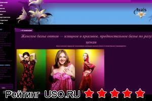 Avals.ru — отзывы посетителей сайта