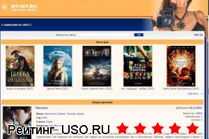 My-hit.ru фильмы и еще раз фильмы