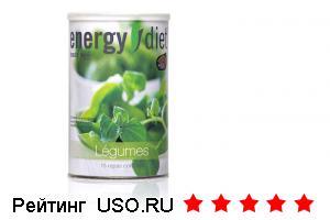 Energy diet — отзывы посетителей сайта