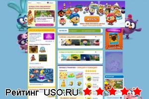 Smeshariki.ru — отзывы посетителей сайта