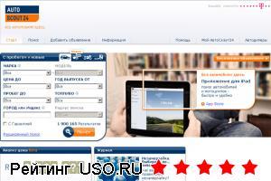 Autoscout24.ru — отзывы посетителей сайта