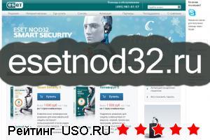 Esetnod32 ru — отзывы посетителей сайта
