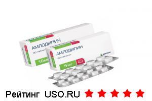Амлодипин — отзывы