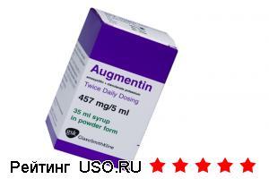 Аугментин — отзывы