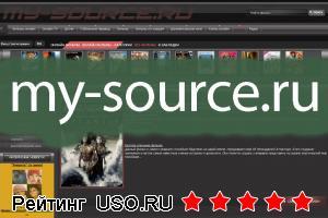 My-Source.ru — отзывы посетителей сайта