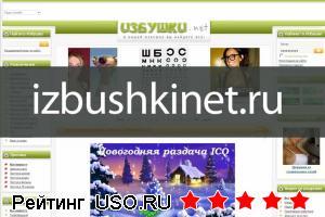 Izbushkinet.ru — отзывы посетителей сайта