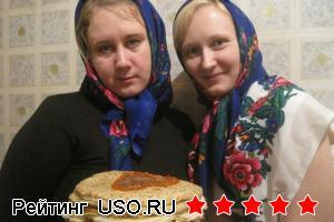 Блины-Русские, дрожжевые